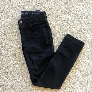 Calvin Klein Black Skinny Jeans